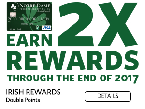 Earn 2x rewards through the end of 2017