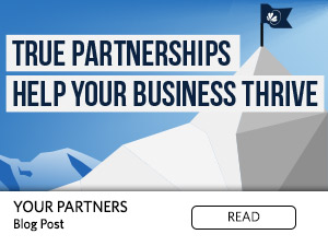 True Partnerships Help Your Business Thrive. Your Partners. Blog Post. Read