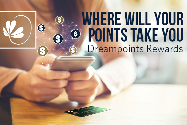 Dreampoints Rewards
