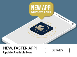 New Faster App Available Now