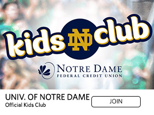 ND Kids Club. University of Notre Dame Official Kids Club. Join
