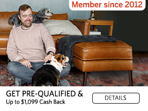 Member since 2012. Get prequalified and up to $1,099 cash back. Details