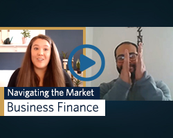 Watch to learn more about business finance tools available to you
