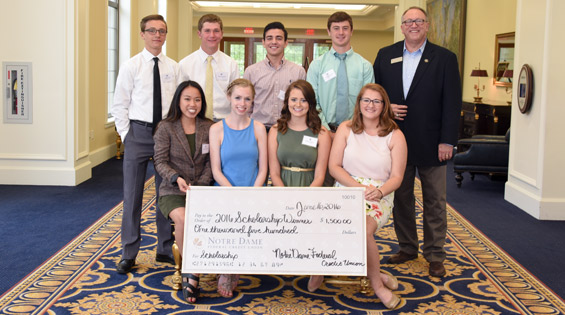 Notre Dame Federal Credit Union Announces 2016 Scholarship Winners