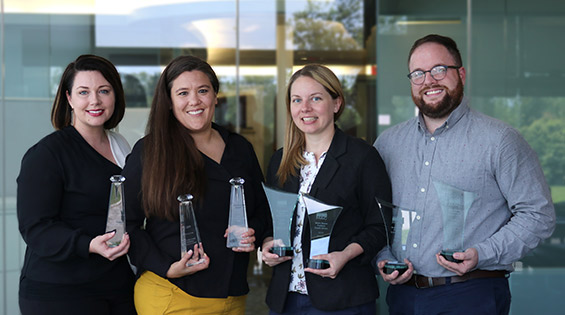 Notre Dame FCU Receives National Awards for Outstanding Marketing Achievements
