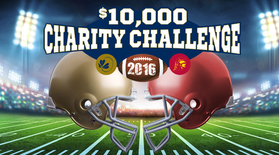 Notre Dame FCU to Hold $10,000 Charity Challenge Check Presentation