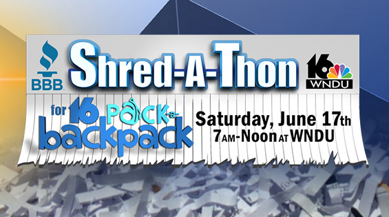 Shred-a-Thon 2017 to Protect Your Identity