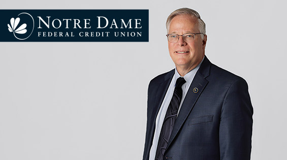 Notre Dame Federal Credit Union Names Thom Obergfell Fort Wayne Market President